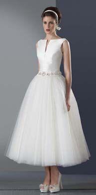 abiti sposa stile anni 50 - Cerca con Google