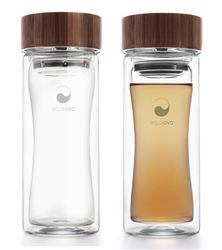 Shop now for the Aqua Ovo Therm-O Terra Glass Travel Mug.  Free Shipping at $50 and Free Returns.