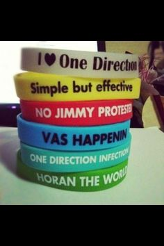1D quotes.. You know u really live them when you've heard all these and know who said them(: <33