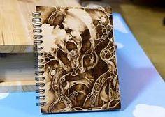 Resultado de imagen para burn wood art