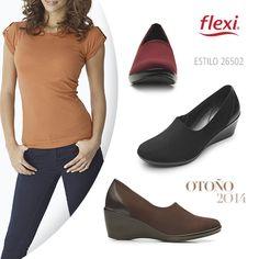 Estilo Flexi 26502 Dama - #shoes #zapatos #fashion #moda #goflexi #flexi #clothes #style #estilo #otono #invierno #autumn #winter