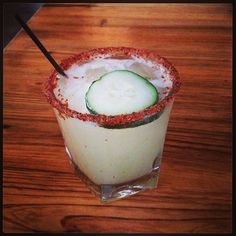 Cucumber Margarita | 10 Delish Margaritas To Round Up For Your Cinco Party What you'll need: • cucumber • agave tequila • orange liqueur • lime juice • simple syrup http://us.sauzatequila.com/recipes/cucumber-margaritas