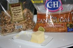 A Year of Slow Cooking: Candied Walnuts CrockPot Recipe