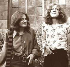 ♯robert plant ♯john paul jones