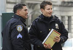 A Blue Bloods spin-off?There isn't one in the works, but that hasn't stopped fans from suggesting one to Will Estes and Nicholas Turturro. Blue Bloods Jamie, Blue Bloods Tv Show, Jamie Reagan, Dr Quinn, Melrose Place, Tom Selleck, Great Tv Shows, Dancing With The Stars, Favorite Tv Shows