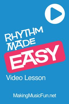 Learn a rhythm counting strategy in less than 5 MINUTES that will end rhythm counting confusion FOREVER! #makingmusicfun #pianolessonsforkids Music Flashcards, Piano Lessons For Kids, General Music Classroom, Music Theory Worksheets, Sticker Chart, Easy Piano Sheet Music, Music Lesson Plans, Elementary Music, Homeschool Curriculum