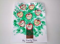 family tree craft ideas for preschoolers 1000 images about family theme crafts ideas for preschool 7712