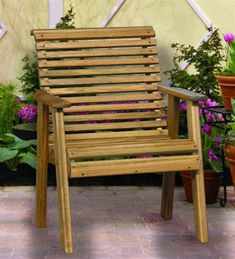 Let this Amish 2 & 4' Plain Pinewood Bench makes your patio more relaxing to seat and relax.