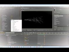 After Effects Tutorials Put Out A Flamethrower Lookin' Fire Using Particular - YouTube