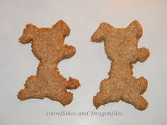 Easy dog treats