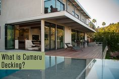 What is #cumaru #decking? Watch this video to learn all about this Brazilian Hardwood that's also known as Brazilian Teak!