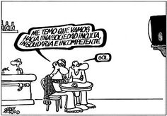 No se podría haber dicho más claro. El humorista Antonio Forges ha puesto el dedo en la llaga del problema de la España actual. Su lectura es obligada,