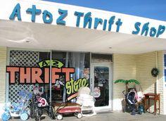 A to Z Thrift Shop