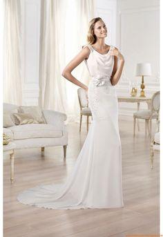 Robe de mariée Pronovias Olma 2014
