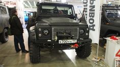 // Land Rover Defender/Series
