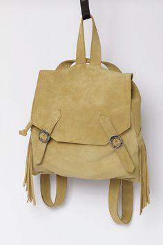 Apache Suede backpack  #bag #bag #bag #bag