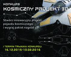 Konkurs star wars kosmiczny projekt - trwa do 10 lutego 2016