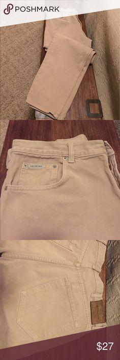 Men's Calvin Klein jeans. Sz. 36x30 Gently worn. 100% cotton. Good condition Calvin Klein Jeans Relaxed