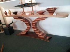 Wood treble