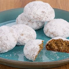 Try this Pfeffernusse Cookies recipe by Chef Anna Olson. This recipe is from the show Bake With Anna.