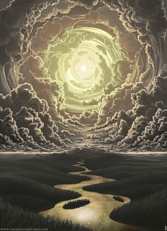 Post with 4967 votes and 78912 views. Shared by My Favorite Fantasy Artwork Psychedelic Art, Digital Art Illustration, Wow Art, Visionary Art, Fantasy Landscape, Surreal Art, Dark Art, Pixel Art, Amazing Art