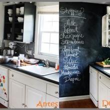 Pintura Diferente na Cozinha