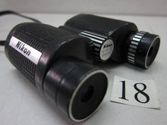S1020LA ニコン NIKON 双眼鏡 6x18 8°ジャンク_NIKON 双眼鏡 6x18 8°