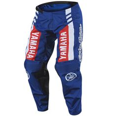 Troy Lee Designs GP RS1 Pants - Yamaha Blue