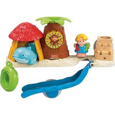"Fisher-Price Little People Splash 'n Scoop Bath Bar -  Fisher-Price - Toys""R""Us $15.99 vs $13.99 at Buy buy baby"
