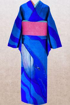 YORIKO YOUDA workbook | kimono