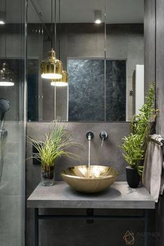 Most Popular Small Bathroom Remodel Ideas on a Budget in 2018 This beautiful look was created with cool colors, and a change of layout. Wc Decoration, Bohemian Style Bedrooms, Room Tiles, Bathroom Interior Design, Apartment Design, Bathroom Inspiration, Small Bathroom, Master Bathroom, House Design