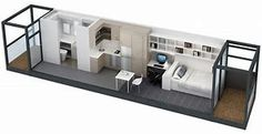 Image result for ISO Container Hotel