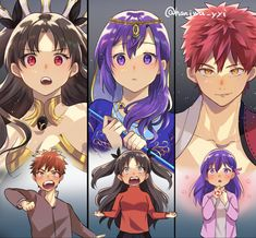Fate Stay Night Series, Fate Stay Night Anime, Archer Funny, Fate Archer, Type Moon Anime, Shirou Emiya, Bleach Art, Fate Servants, Matou