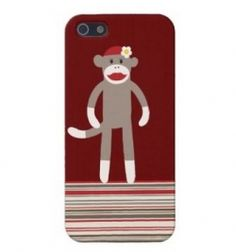 Do you love sock monkeys? Then look at all these sock monkey gifts including sock monkey stickers, iphone cases, magnets, notepads, tshirts, sock...