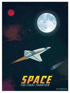 Cool Posters, Space Posters, Nasa Posters, Tv Set Design, Aesthetic Space, Vintage Space, Retro Futuristic, Space And Astronomy, Photo Wall Collage