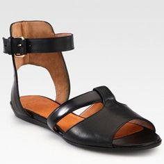 Givenchy Leather Gladiator SandalsGivenchy Leather Gladiator Sandals