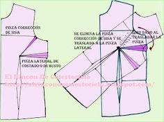 Pattern Drafting, Couture, Blouses For Women, Projects To Try, Sewing, Patterns, Magdalena, Google, Shirts