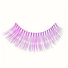 Sugarpill Sweet Kiss False Eyelashes ($7.40) ❤ liked on Polyvore featuring beauty products, makeup, eye makeup, false eyelashes, purple eye makeup, faux eyelashes, pink eye makeup and fake eyelashes