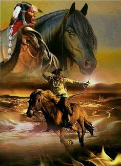 Beautiful! Native American Art!