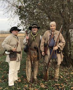 """""""Brothers"""" #longhunter #frontiersman #18thCentury #flintlock"""
