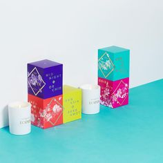 Have you checked out the new-look #BotanicalsbyECOYA? In love with the bright new packaging and beautiful fragrances!