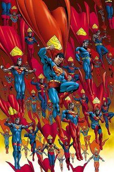 Uniforme do Superman