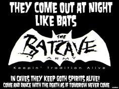 Batcave Army