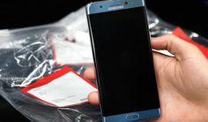 सफर के दौरान अमेरिकी विमानों में सैमसंग गैलेक्सी नोट 7 पर बैन   #सफर #अमेरिकीविमानों #SamsungGalaxyNote7 #GalaxyNote7