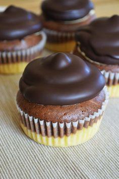 Donauwellen-Cupcakes – teeunkooken.de