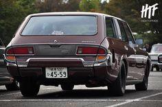 トヨタ S50/S60 クラウン・ワゴン // ムーヌアイズ・クラウンピクニック 本牧 Toyota S50/S60 Crown Wagon // at Mooneyes Crown Picnic Honmoku