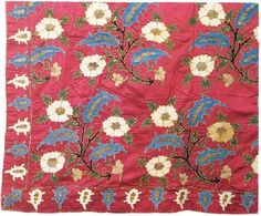 Embroidery, 17th 18th Century