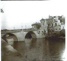 Fotografía antigua: ANTIGUA FOTOGRAFIA ESTEREOSCOPICA EN CRISTAL DE MURCIA - AÑO 1920 - MIDE 10,5 X 4,5 CMS - Foto 2 - 27349127