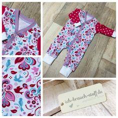 Ein toller Jumpsuit für kleine Prinzessinnen  Schnittmuster Baby Jumpsuit von kid5