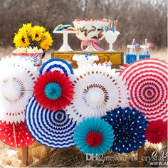 Diy Color Paper Fan Artificial Flower Foldable Tissue Proms Flower Ball Wedding Festive Craft Decoration Party Supplies Sk544 From Ls_crystal, $109.95 | Dhgate.Com